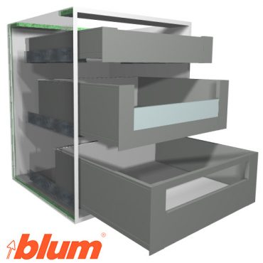 Blum LEGRABOX pure Drawer System