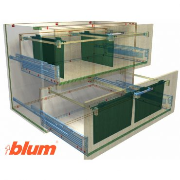 Blum METAFILE for Drawers