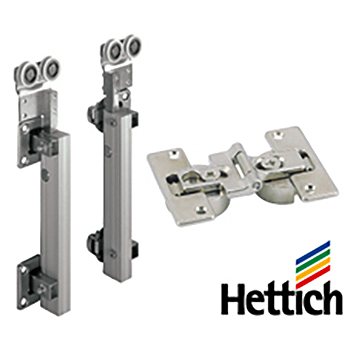 Hettich Wingline 230 Folding Doors