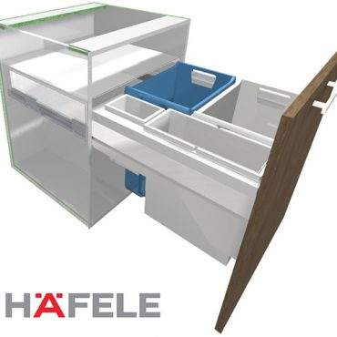 Hafele Hailo Laundry Carrier 45/60
