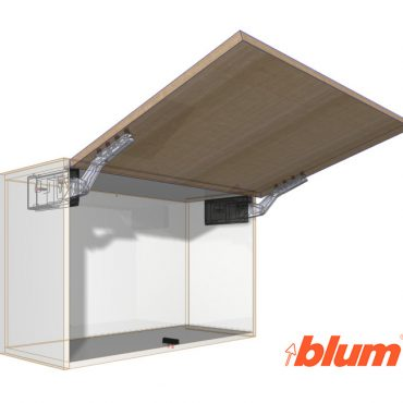 Blum AVENTOS HK-TOP + SERVO and TIPON