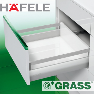 Grass Novapro Project Drawers distributed by HAFELE