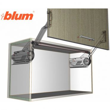 blum aventos hl servo drive. Black Bedroom Furniture Sets. Home Design Ideas