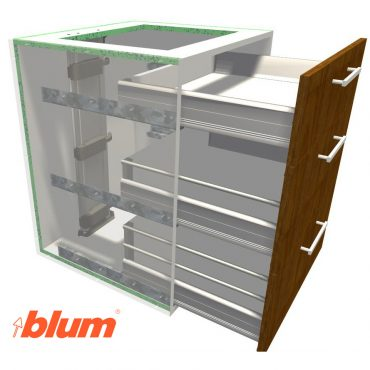 Blum SERVO-DRIVE for Drawers