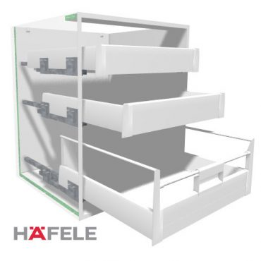 Hafele Alto Drawer System