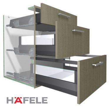 Hafele MX Drawer System
