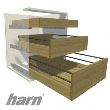 Harn Triowood Drawer System V8
