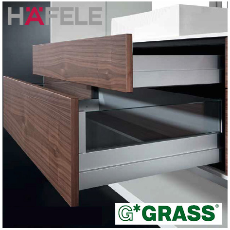 Grass Novapro Scala Drawers Distributed By Hafele